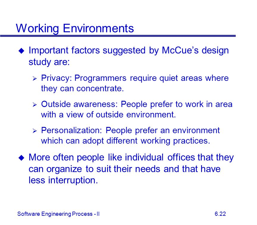 Important Factors To Be Considered For Job Designing