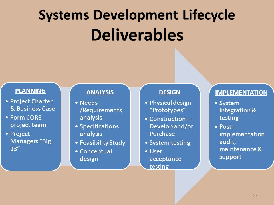 Systems Analysis Design And Integration