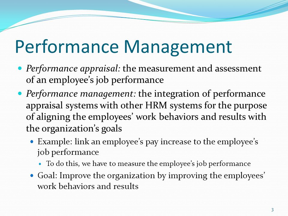 Topic #7: Performance Appraisal - Ppt Video Online Download