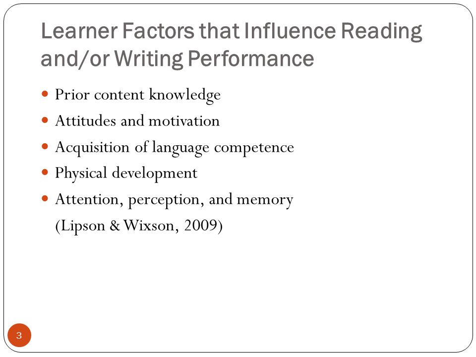Research on physiological factors and reading performance