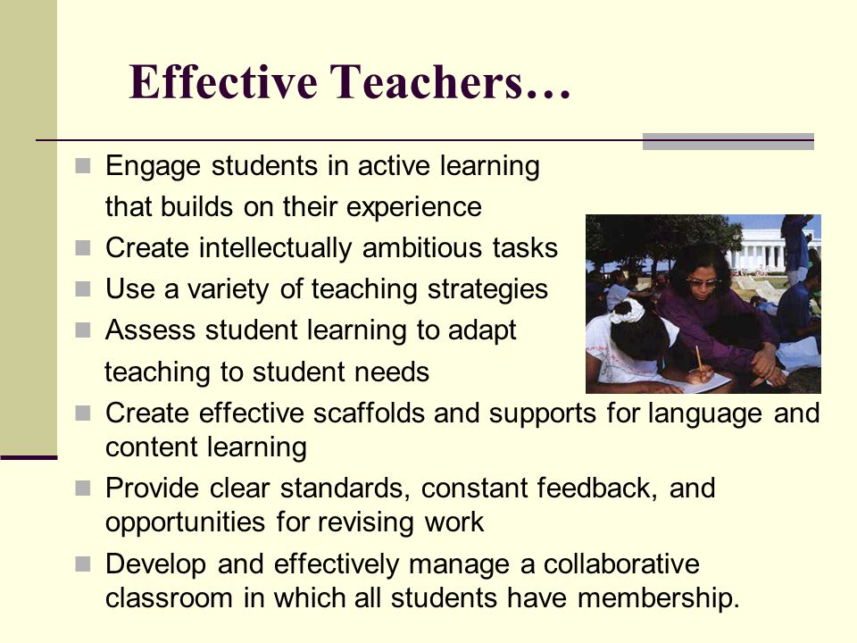 Collaborative Classroom Standards ~ Getting teacher evaluation right ppt download