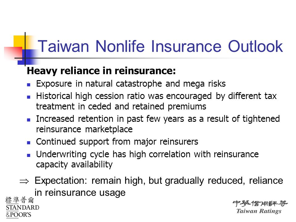 Taiwan Nonlife Insurance Outlook