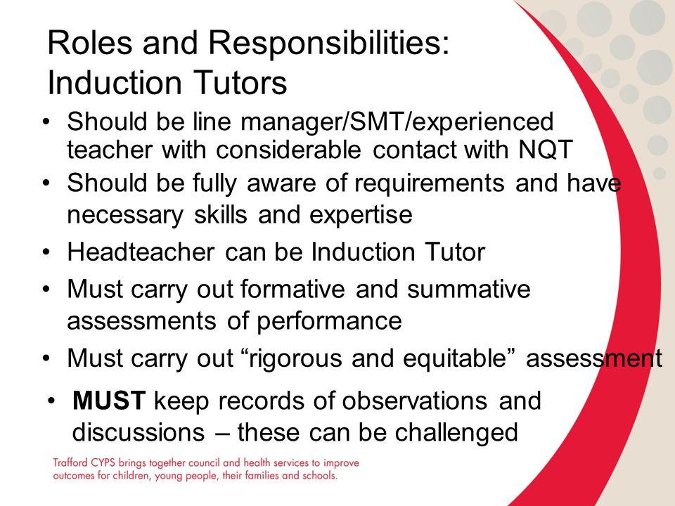 roles and responsibilities of a pe teacher The teacher job description illuminates on the many responsibilities handled by the teachers.