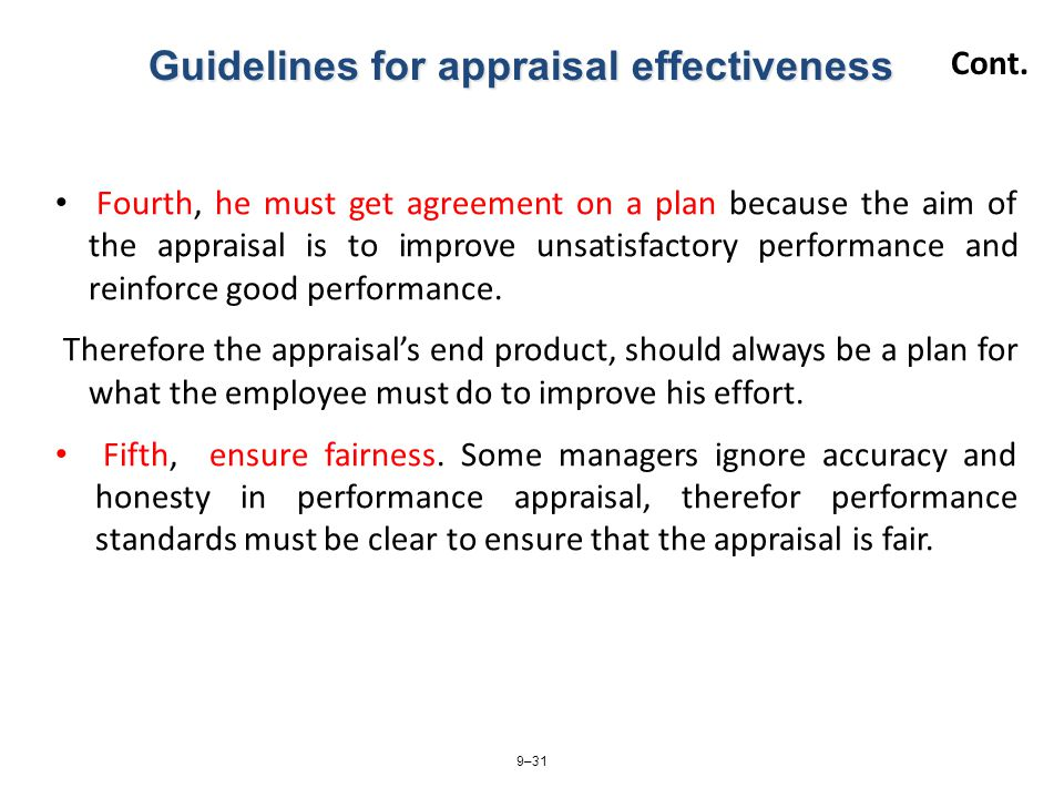 Employee Performance Management Agreement Selol Ink