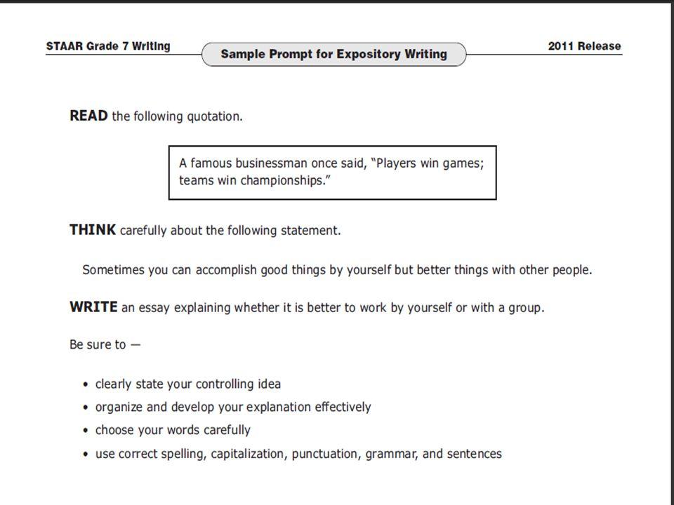 How to write a college application essay 7th grade