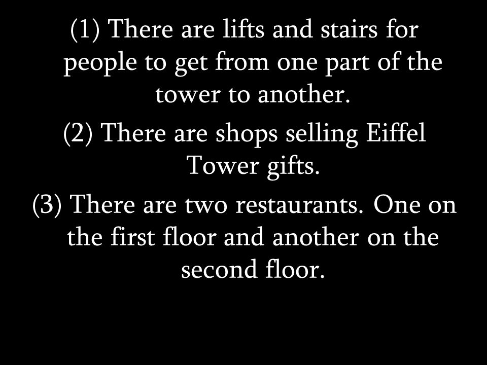 eiffel tower how to get there