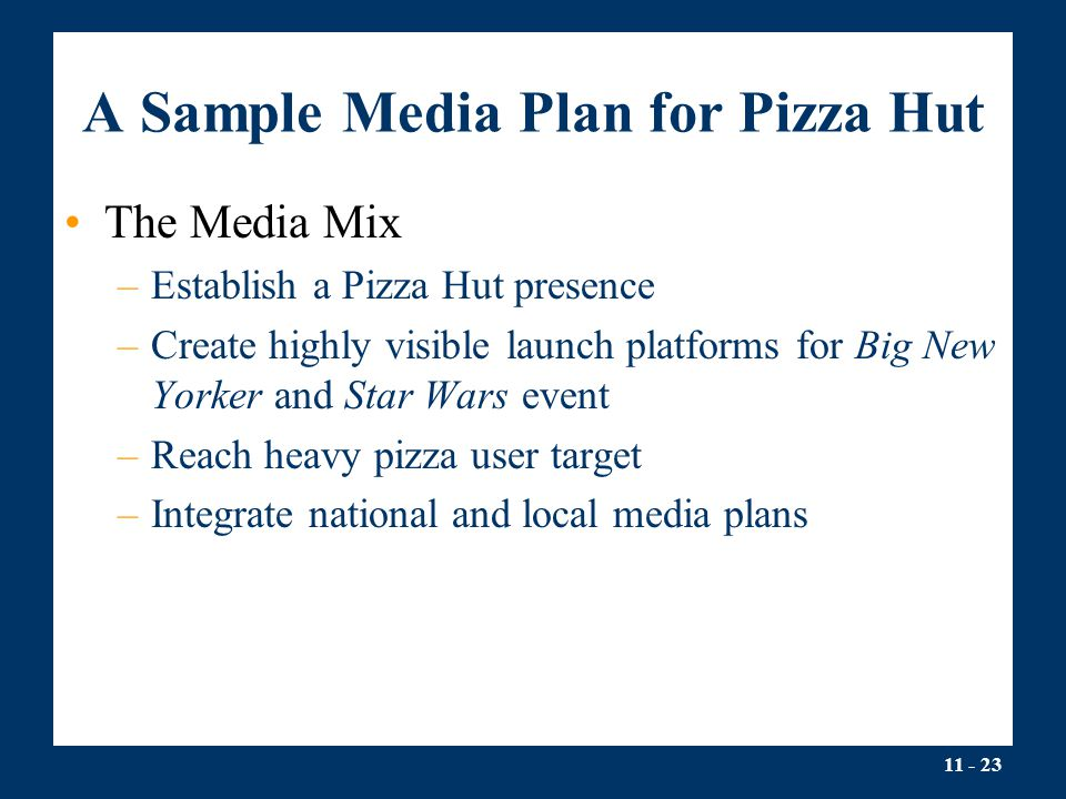 pizza hut finance planning Financial planning and analysis manager salaries at pizza hut can range from $81,229-$87,586 this estimate is based upon 1 pizza hut financial planning and analysis manager salary report(s) provided by employees or estimated based upon statistical methods.