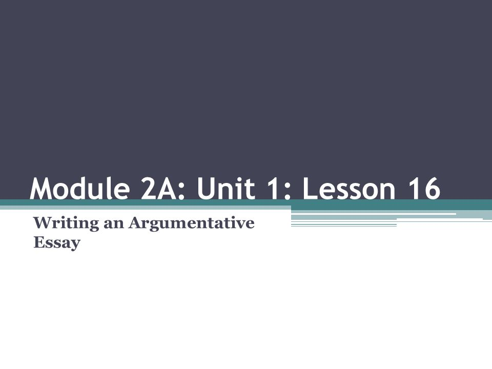 dissertation argumentative intro The writing center-valle verde sample outline for an argumentative essay i introduction make the question, problem, or topic clear and state the debatable point of view.