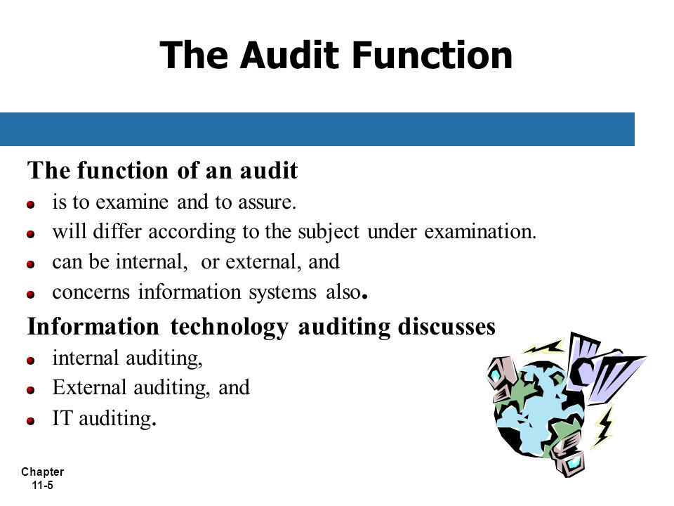 the role of external auditing in The attest function of external auditing refers to the auditor's expression of an opinion on a company's financial  what is the role of the independent.