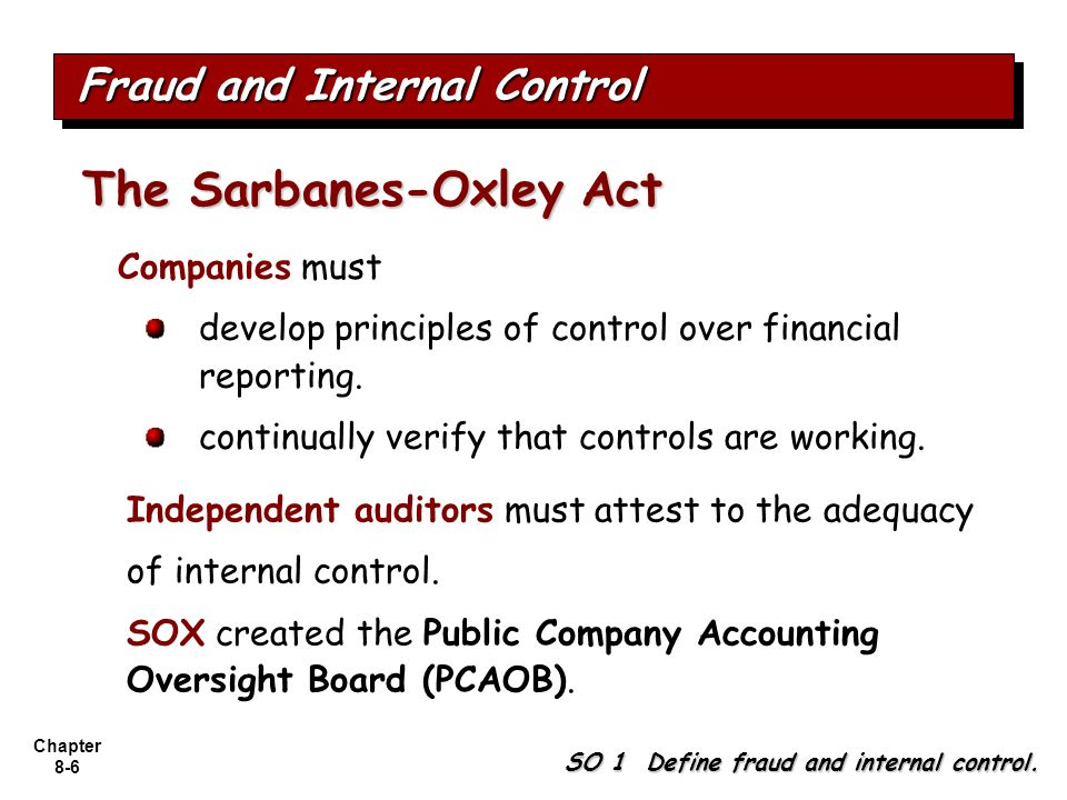 Internal Control Procedures in Payroll