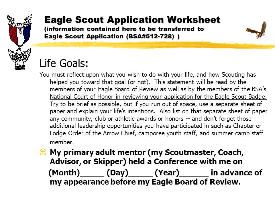 Pictures Eagle Scout Requirements Worksheet Getadating – Eagle Scout Requirements Worksheet