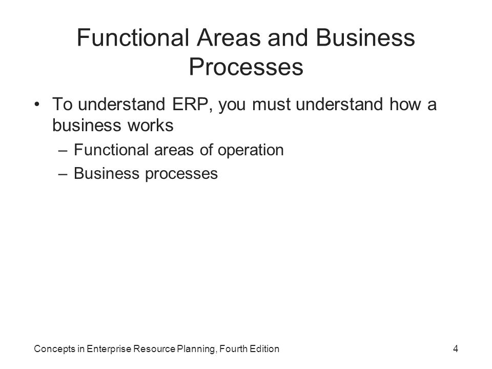 functional areas in a business Functional areas and business processes of a small business 1 year ago as an introduction, we will look at the way business process involve more than one functional area, using a very small business as an example – a fictitious lemonade stand that you own.
