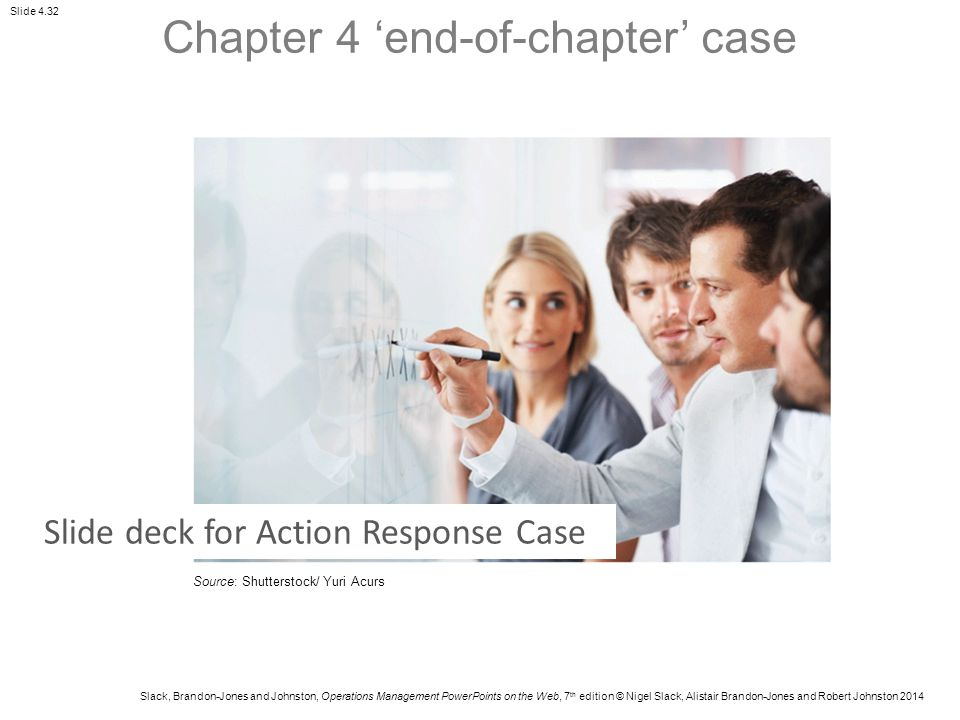 Chapter 4 'end-of-chapter' case