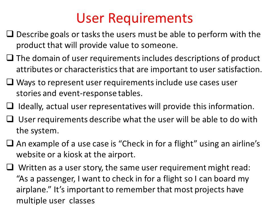 A Requirement Interpretation Ppt Download