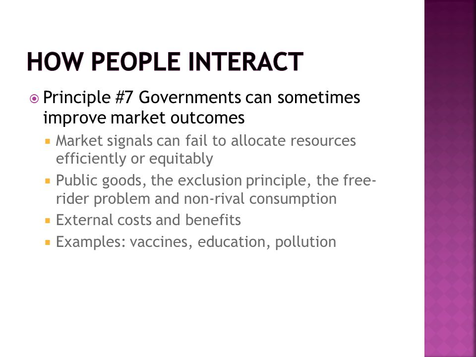 how people interact in economics This paper will outline the 10 key principles of economics  what are the principles of how people make decisions what are the principles of how people interact.