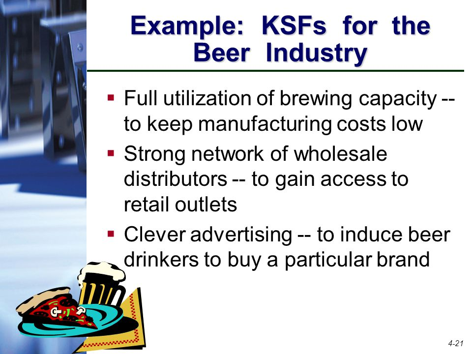 the chief economic traits of the beer industry What are the characteristics of developed countries update cancel answer wiki 7 answers economic stability: a stable pritchett draws on his experience as former world bank chief social scientist for india to highlight the stark contrast between india's recent success in the.