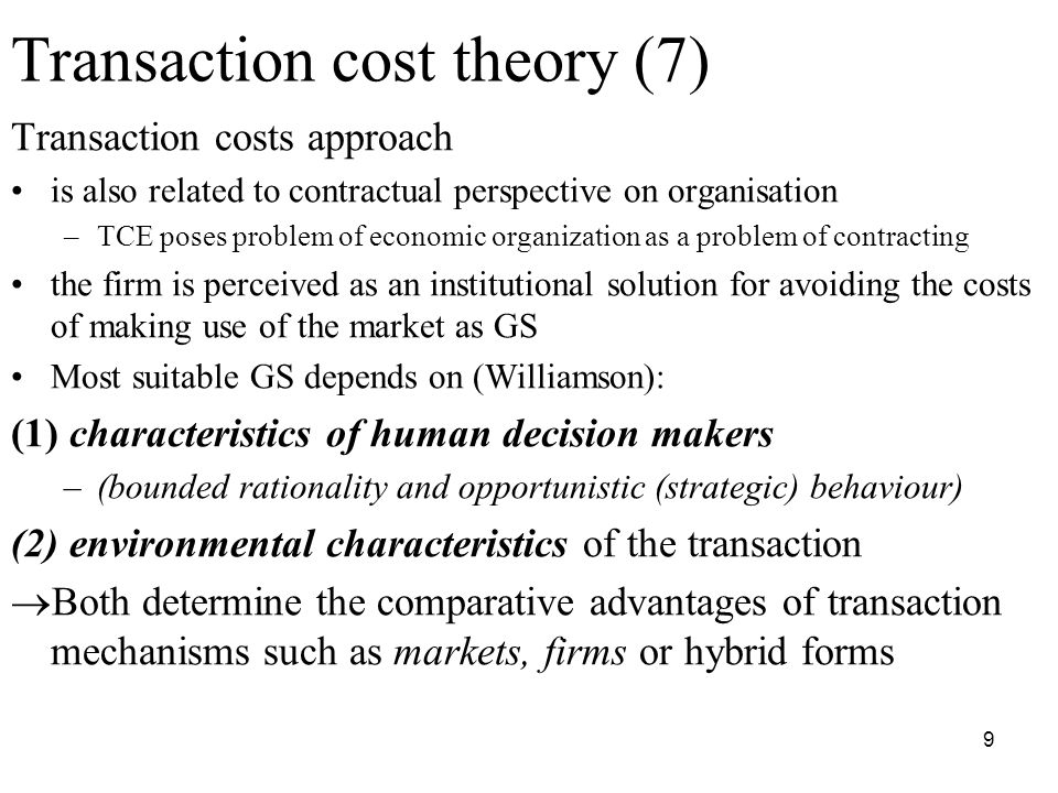 the transaction cost advantage of guanxi In this context the transaction cost benefits of guanxi are empha-  instrumental advantage but also normative and especially reputational (lin, 2001, p.