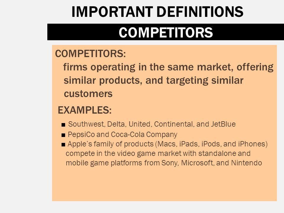 nintendo market commonality resource similarity How nintendo created a new market through the strategic innovation wii - jörg   the two most prevailing are the market-based-view and the resource-based- view  ocean companies concentrate on commonalities of customers and  noncustomers by concentrating on similarities value innovators are able to  approach a.