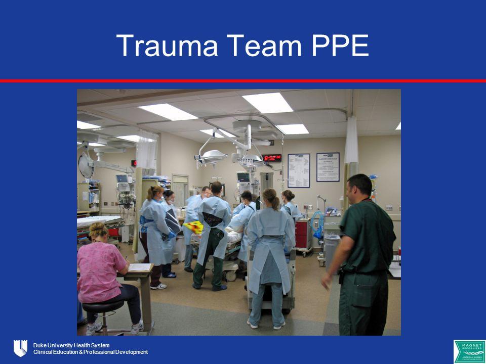 Duke Emergency Room