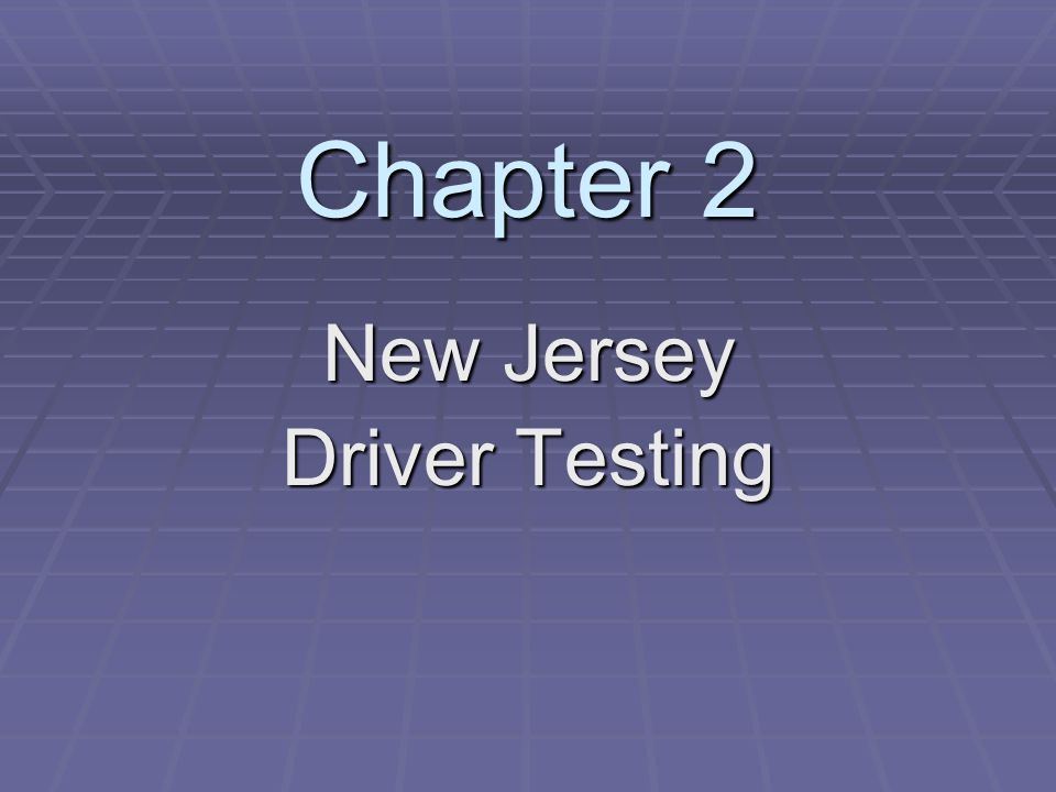 Nj driver manual in japanese slide 344760 array new jersey driver testing ppt video online download rh slideplayer com fandeluxe Choice Image