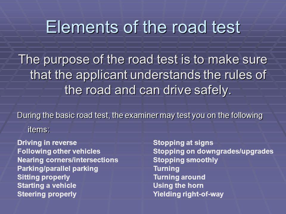Nj Motor Vehicle Road Test Vehicle Ideas