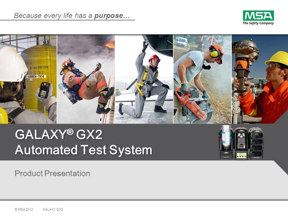 GALAXY® GX2 Automated Test System
