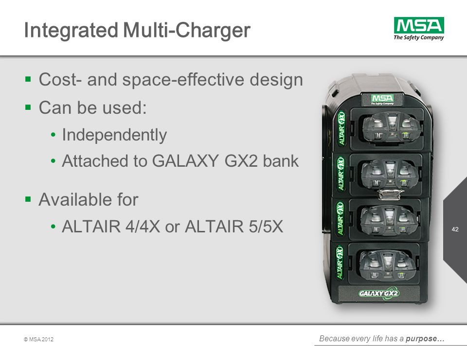 Integrated Multi-Charger