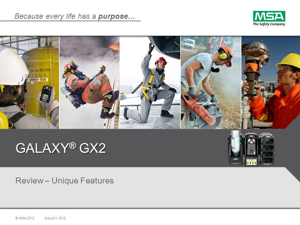 GALAXY® GX2 Review – Unique Features