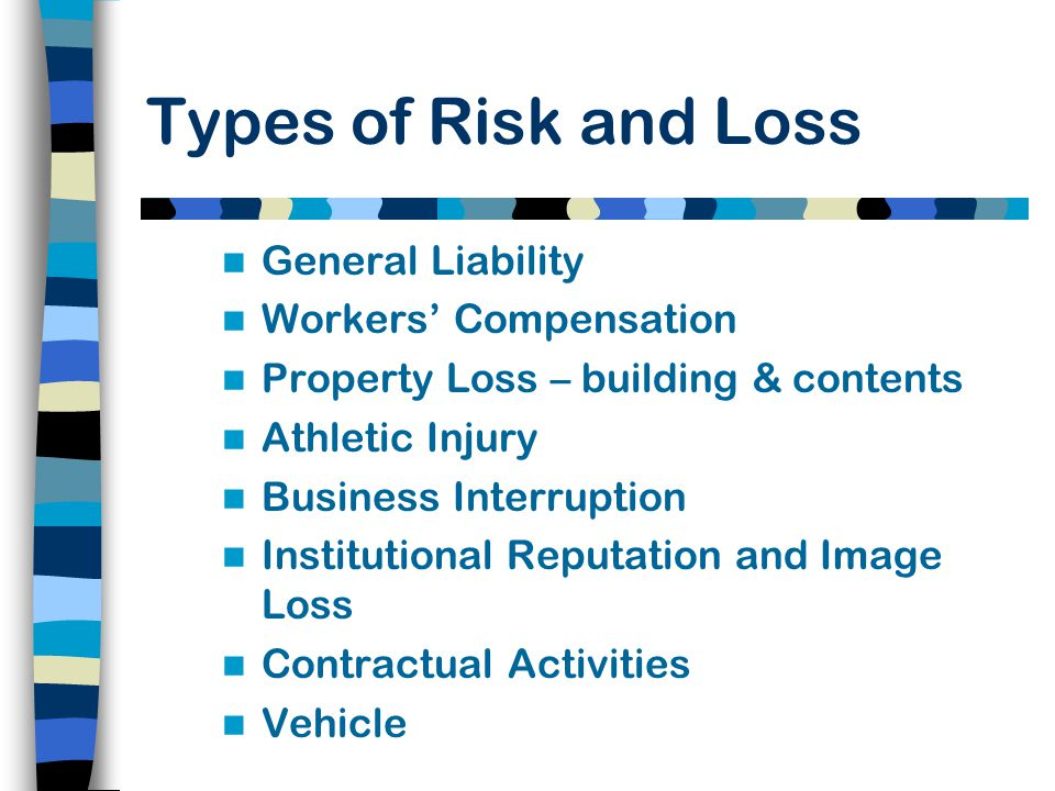 An introductory guide to risk management and managing Construction types insurance