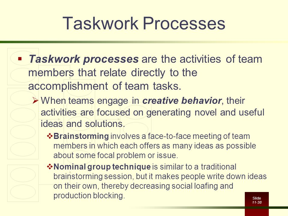 intact work team nominal group team meeting session The approach called nominal group technique, or ngt, seems to be ideally suited to this task you want to prepare yourself for conducting the session use the library, internet, or other resources to research ngt.