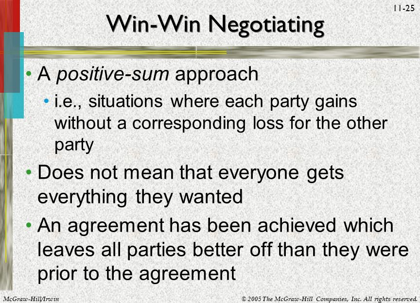 """win win negotiation badly executed Explain the relationships among negotiation and conflict, influencing  case  study """"win-win negotiation badly executed"""" bayou steel in."""