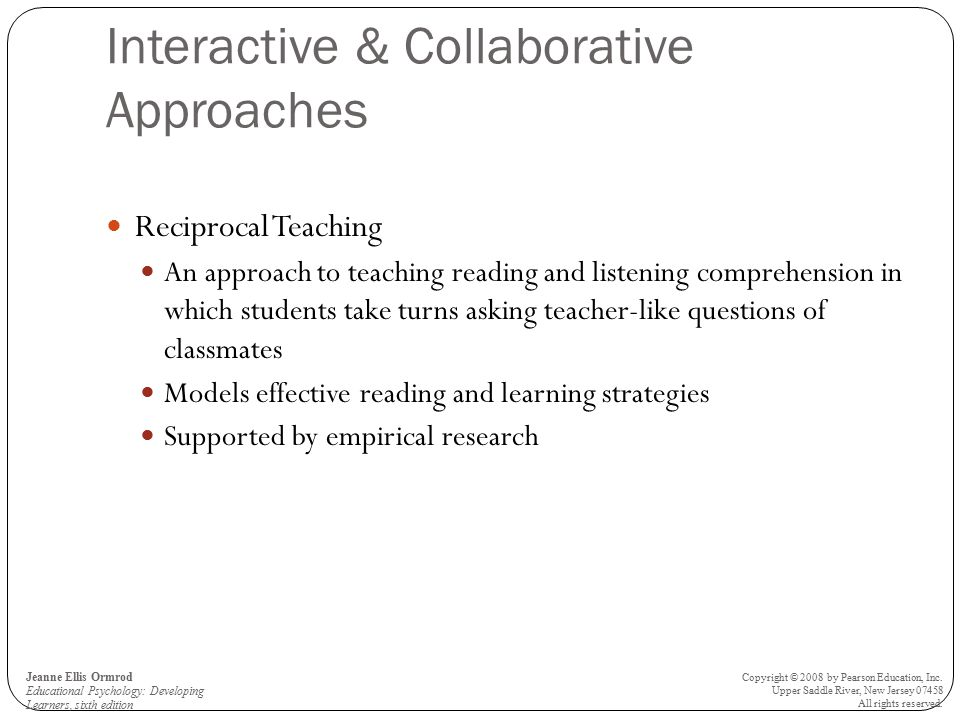 Collaborative Teaching Questionnaire ~ Instructional strategies ppt video online download