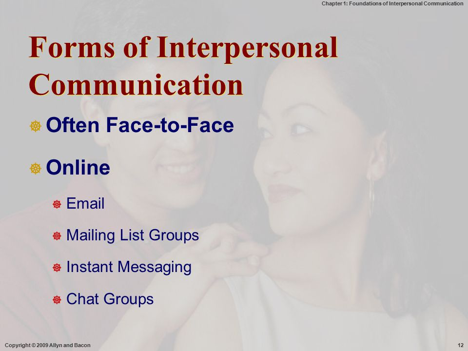 interpersonal communication inherently relational 62 conflict and interpersonal communication  correlates of the perceived resolvability and relational  although serial arguing is not inherently bad within.