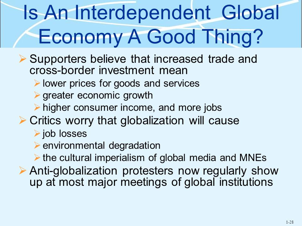 Globalization: The Concept, Causes, and Consequences