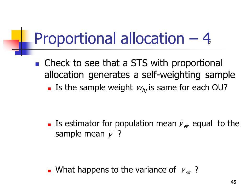 stratified random sampling formula pdf