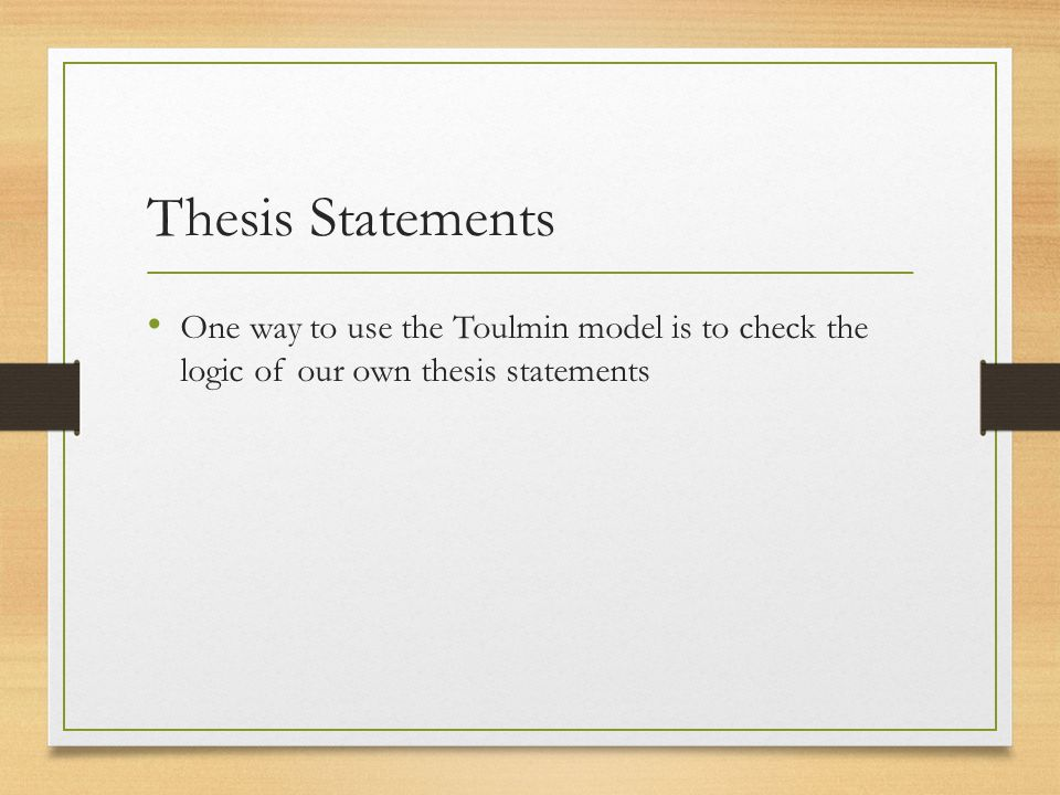 thesis model checking