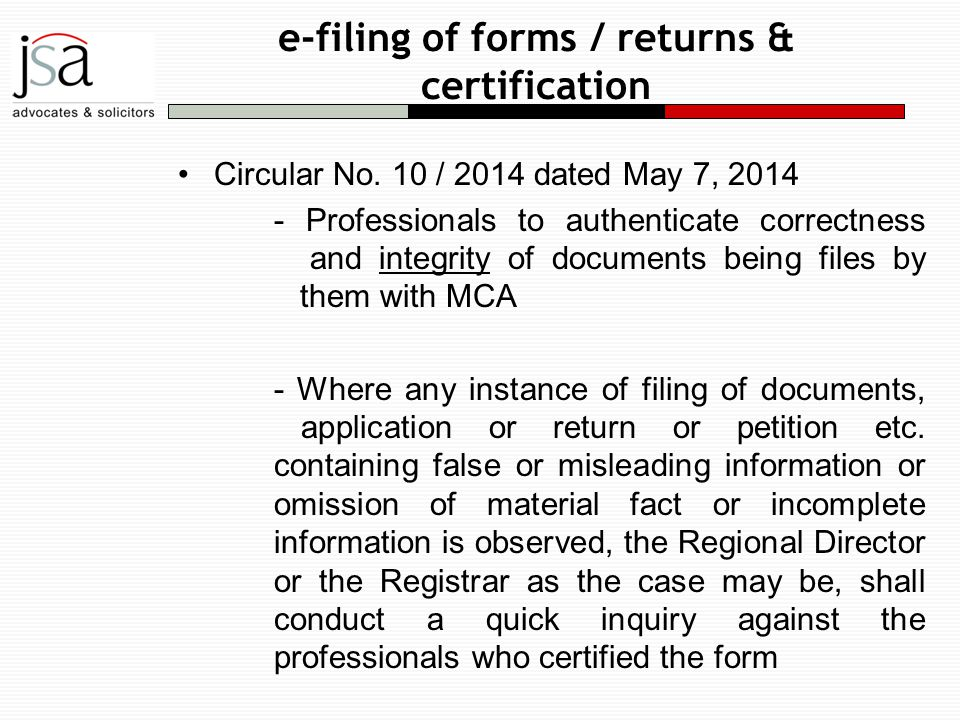 how to get certificate of non filing