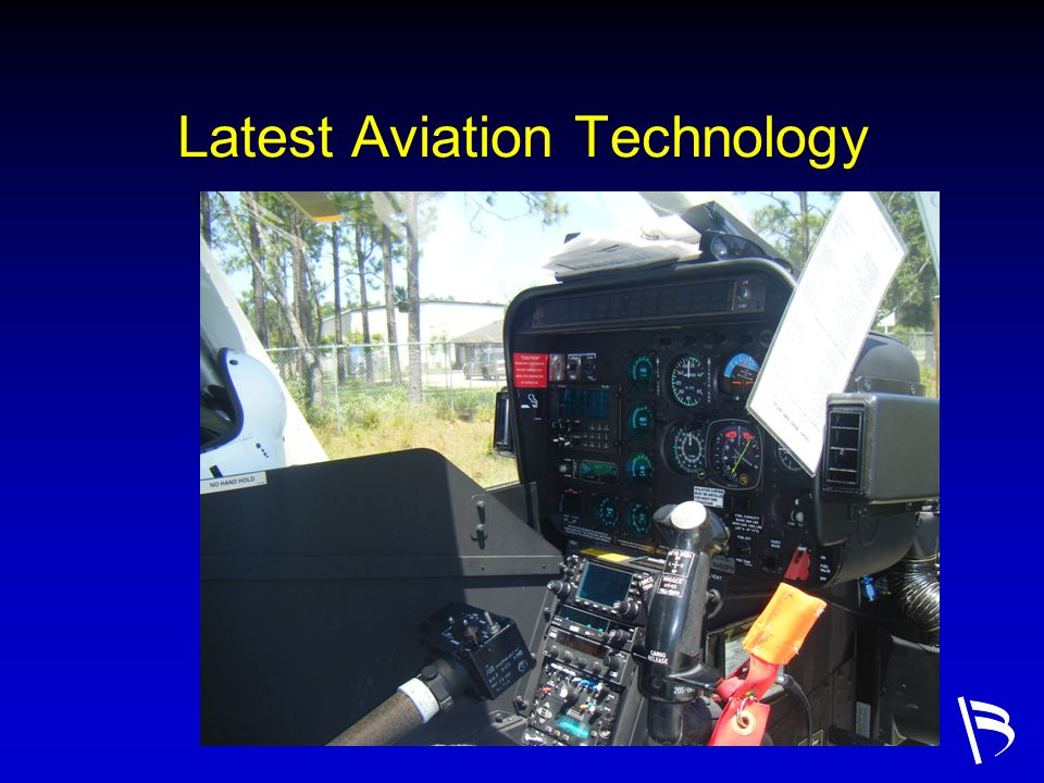 Latest Aviation Technology