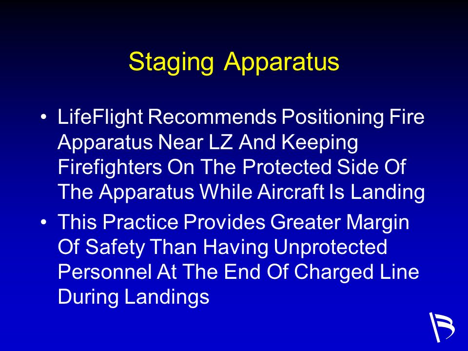 Staging Apparatus