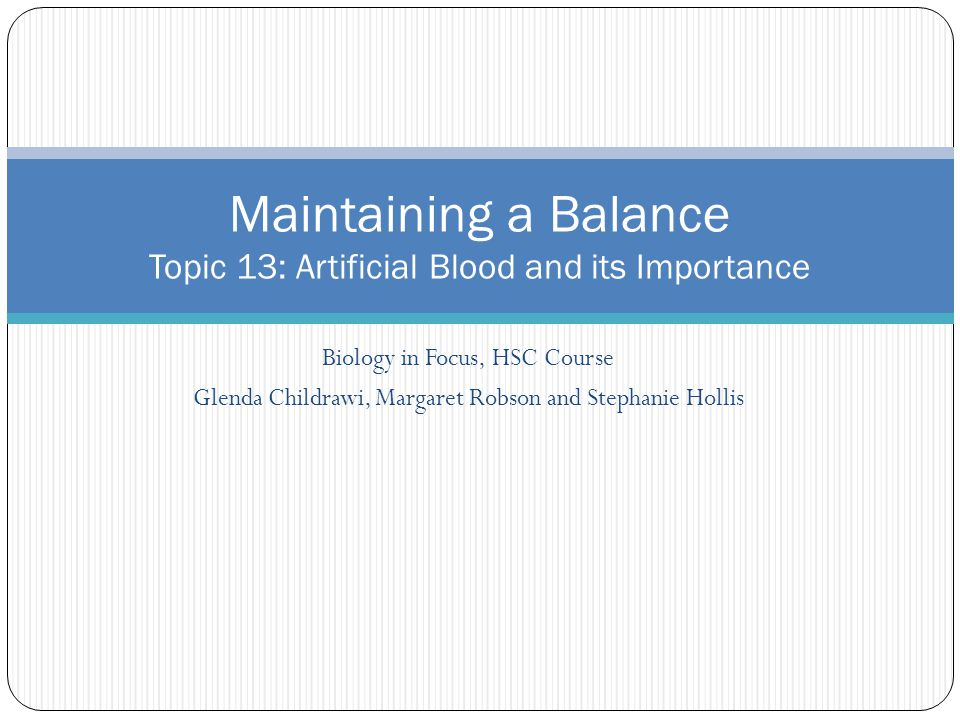 biology hsc notes maintaining a balance essay Forum: maintaining a balance forum tools mark this forum read view parent forum questions about biology assessment task (open-ended investigation).