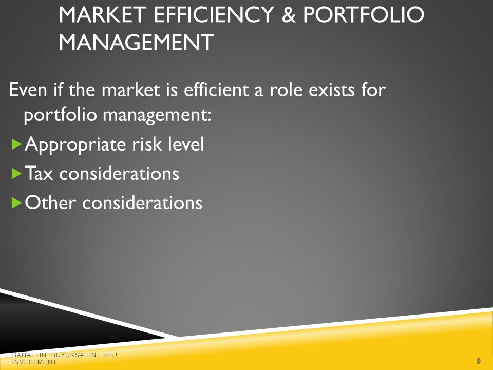 market efficiency an empirical analysis of Fama [2] did further analysis and some investors might generate abnormal profits but on whereas the empirical test for market efficiency is test.