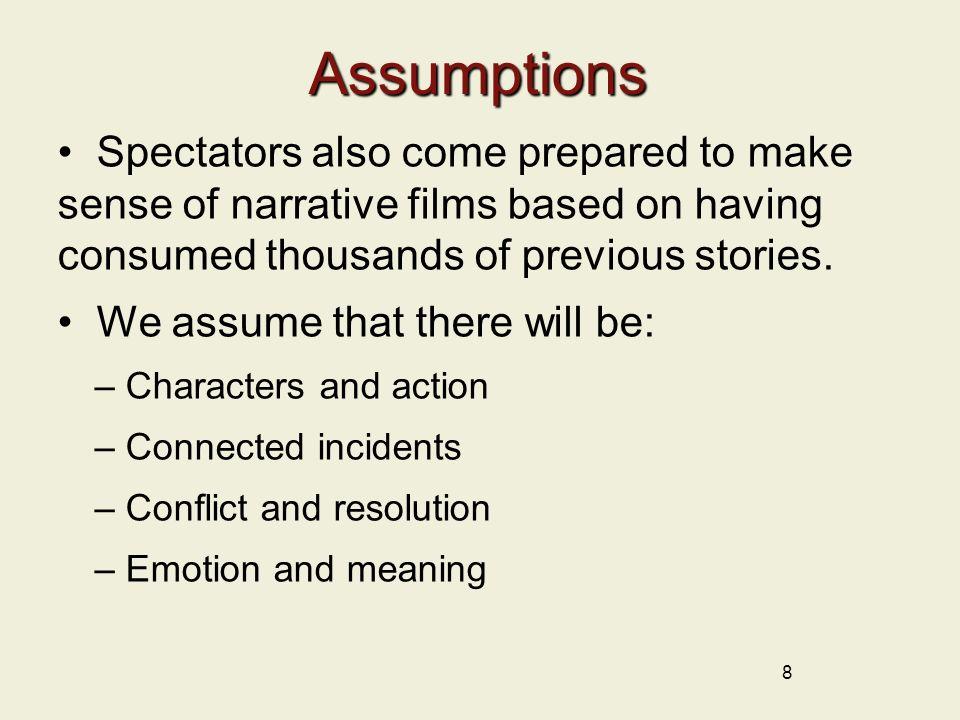 Lecture 3: Narrative Form - ppt video online download