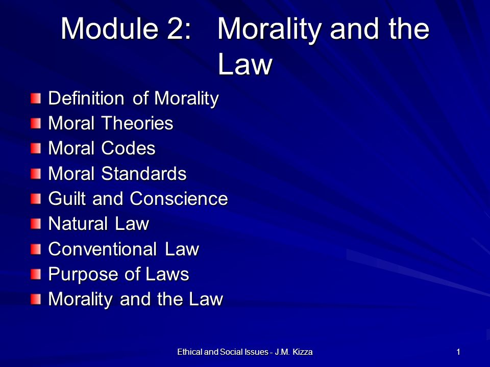 morality in the judicial process essay