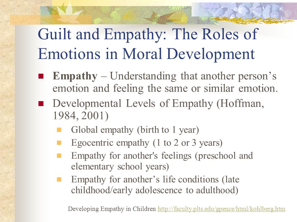 moral development 2 years to 19 Transcript of emotional / moral development 13-15, early adolescent years 13-15 years the wonder years morality emotional development specific development for ages.