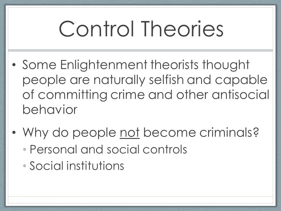 """an analysis of human personality and behavior in committing crimes Linear regression was applied as a statistical test to analyze the data  crime is  a challenge in human existence and has become a big problem in our society   makes a public show of a same-sex amorous relationship commits an offence  ( 1993) sees attitude as a person""""s evaluation of an act or behaviour towards a."""