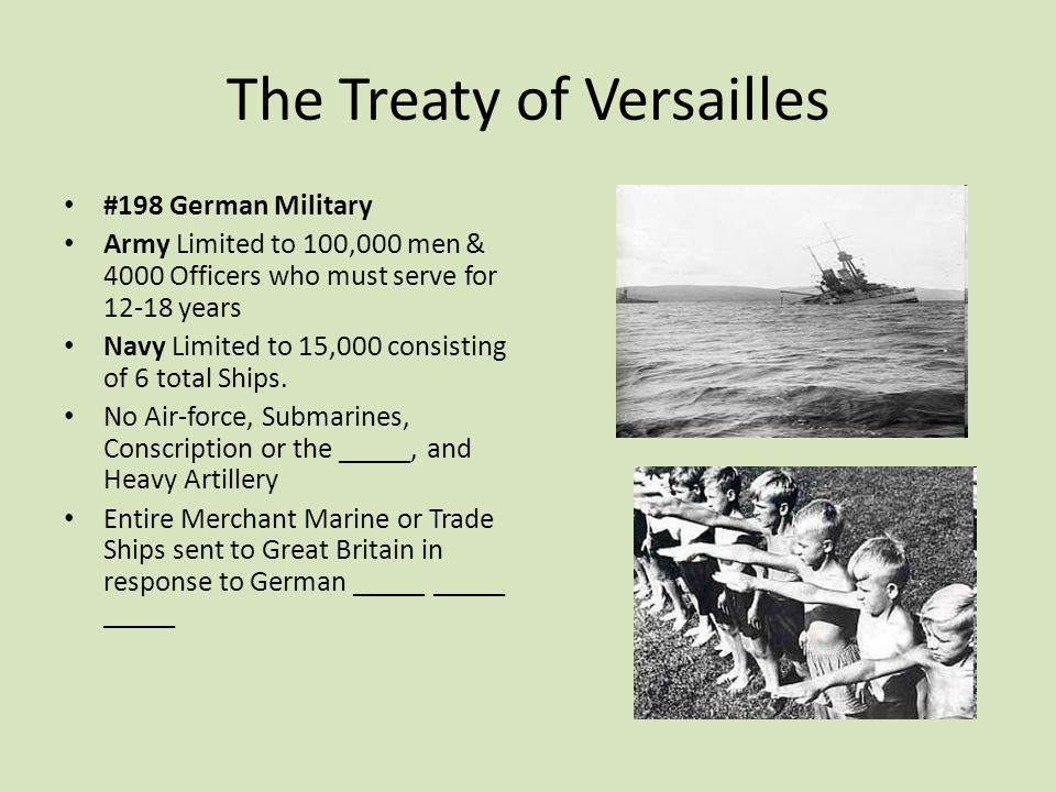 treaty of versailles and effective response The treaty of versailles articulated the compromises reached at the conference  it included the planned formation of the league of nations , which would serve.