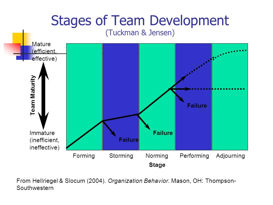the five stages of team development Definition: the group development means, forming the association of people to work as a group and direct their actions towards the accomplishment of a common goal the jobs of each group member are in.