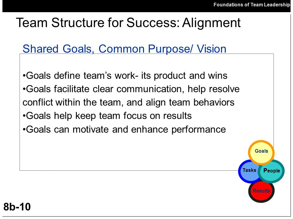 Team Structure for Success: Alignment