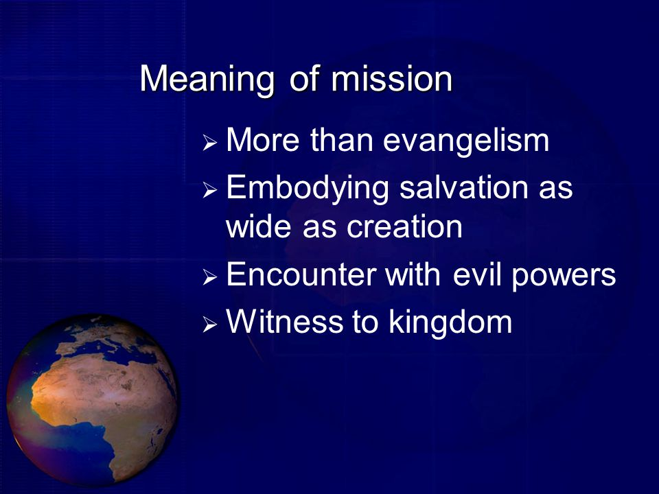 Biblical Worldview: Restoration - ppt video online download