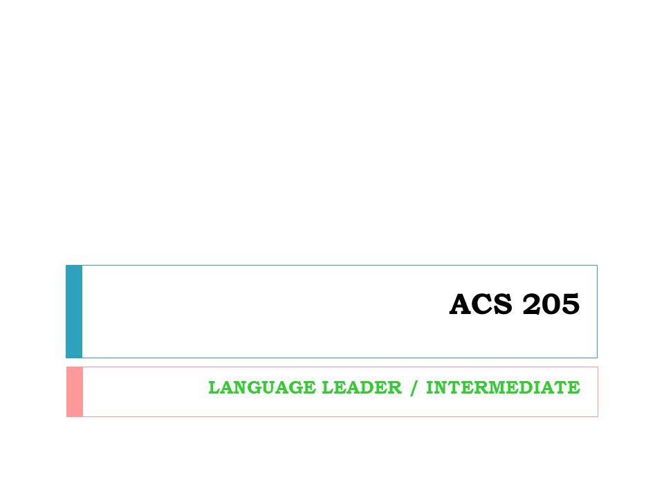 language leader intermediate ответы онлайн